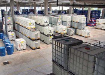 Almacenamiento Productos Químicos APQ